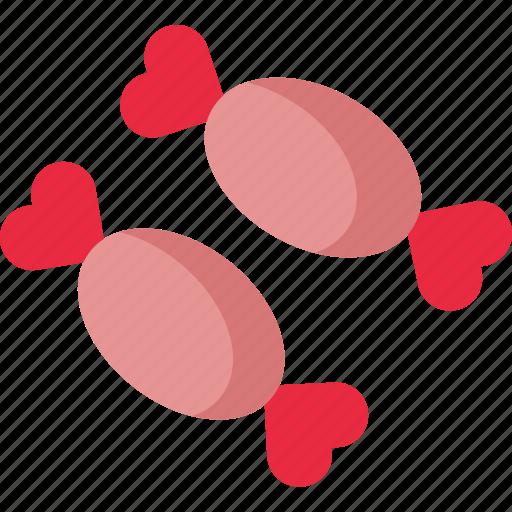 Candy, chocolate, love, valentine icon - Download on Iconfinder
