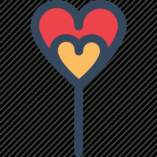 Heart, love, sugar, valentine, varlk icon - Download on Iconfinder