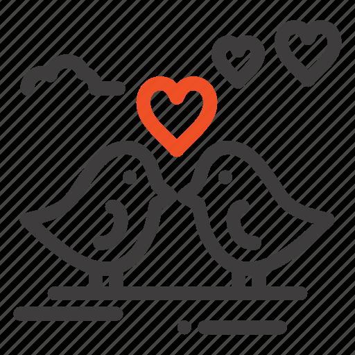 bride, heart, love, wedding icon