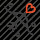 archery, love, marriage, wedding