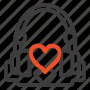handbag, hearts, love, loving, wedding