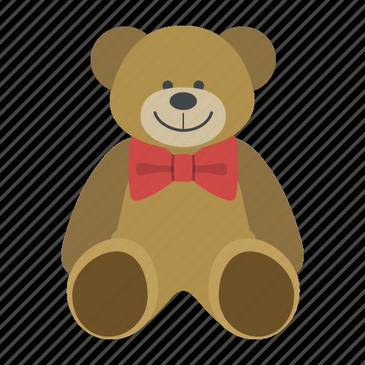 bear, gift, love, teddy, teddy bear, toy, valentine icon