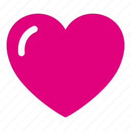 favorite, heart, love, romantic, valentine, valentines icon