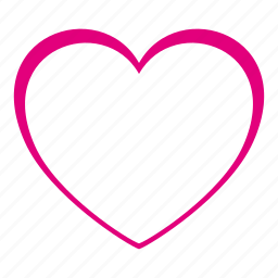 favorite, heart, love, romance, romantic, valentine icon