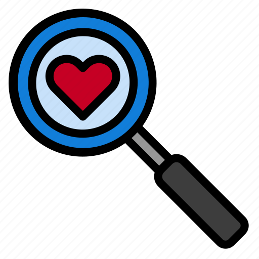 Find, love, search icon - Download on Iconfinder