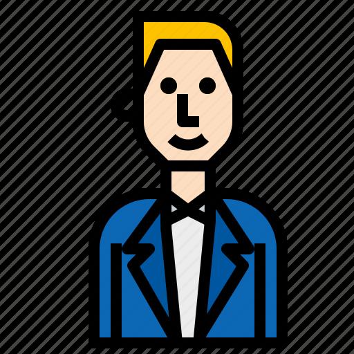 Groom, wedding icon - Download on Iconfinder on Iconfinder