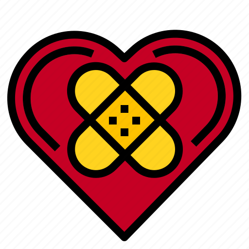 Healing, heart, love icon - Download on Iconfinder