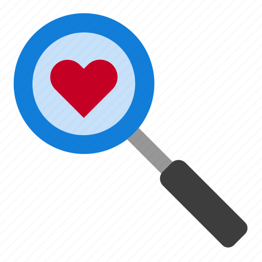 Find, glasses, love, search icon - Download on Iconfinder