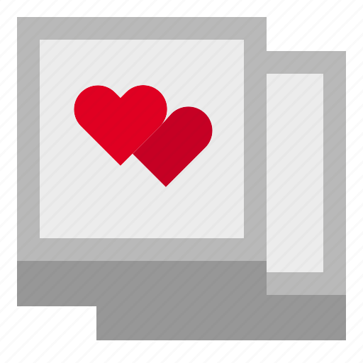 Heart, image, love, photo, picture icon - Download on Iconfinder