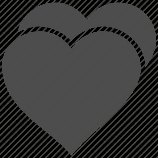 cute, favorite, heart, inlove, love hearts, valenticons, wedding icon