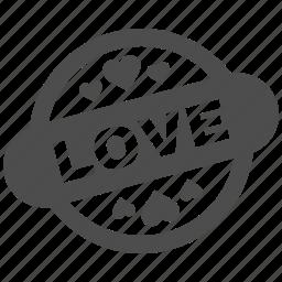 award, certificate, label, love seal, mark, stamp, wedding icon