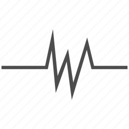 analysis, cardio, cardiogram, graph, heart beat, heartbeat, pulse signal icon
