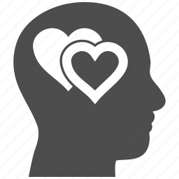 heart, love, lover smile, mind, romance, sexy, valentine icon