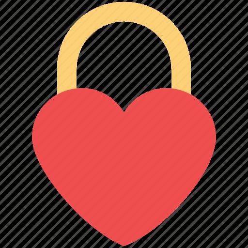 heart care, heart lock, heart padlock, love, love lock icon