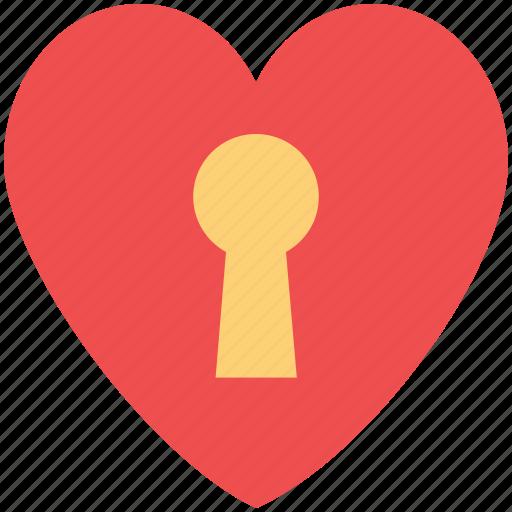 heart card, heart lock, love letter, valentine greetings, valentine letter icon