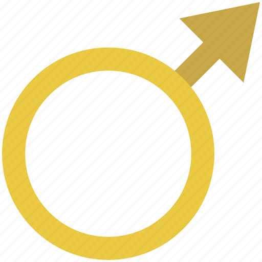 gender, gender sign, male sign, male symbol, man icon