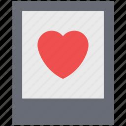 heart card, love card, love greeting, romantic, valentine greeting icon