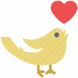 bird and heart, dove, dove of peace, glowing dove, heart, love bird, peacemaker icon
