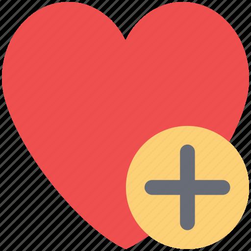 add to heart, favourite, heart, like, love, social like icon