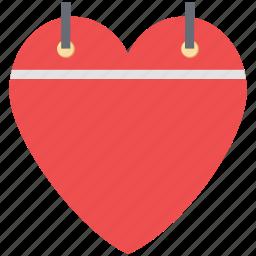 calendar, date, day, fourteen february, love day, saint valentine day, valentine day icon