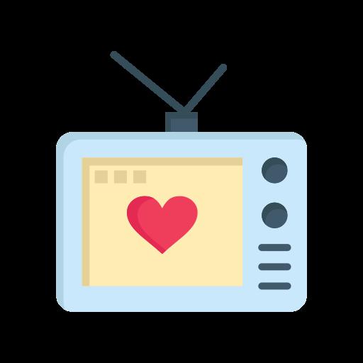 day, love, movie, television, valentine, valentines icon