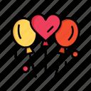 bloone, day, heart, love, valentine, valentines, wedding