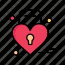 day, heart, louck, love, valentine, valentines, weding
