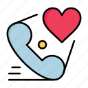 call, day, heart, love, telephone, valentine, valentines