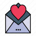 card, day, letter, love, mail, valentine, valentines icon