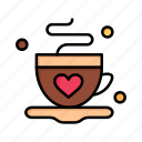 coffee, cup, day, love, tea, valentine, valentines