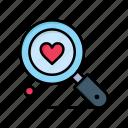day, heart, love, search, valentine, valentines, wedding