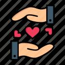 day, heart, love, sharing, valentine, valentines, wedding