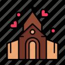 arch, day, house, love, valentine, valentines, wedding