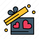 day, gift, heart, love, valentine, valentines, wedding