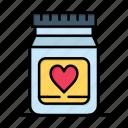 day, heart, love, medicine, valentine, valentines, wedding