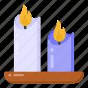 candles, candle lights, burning candles, paraffins, candlesticks