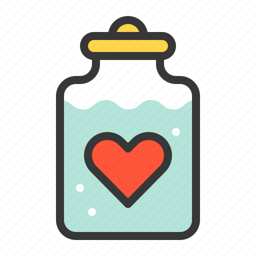 chemical, love, love chemical, valentine icon