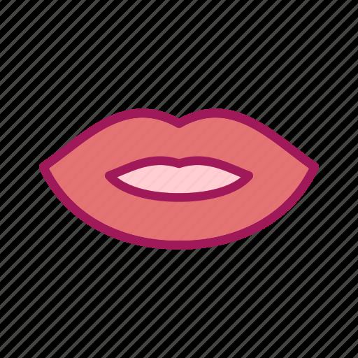 kiss, love, valentine icon
