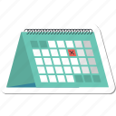 calendar, date, day, event, holiday, love, valentine icon