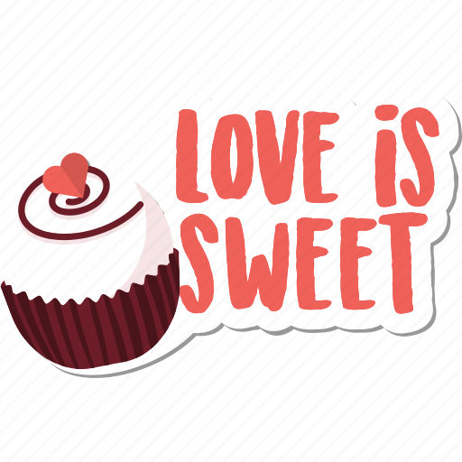 Cake, day, food, love, sweet, valentine icon - Download on Iconfinder