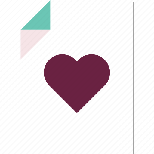 Card, day, heart, love, valentine icon - Download on Iconfinder