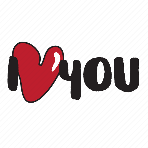 Day, heart, holiday, i love you, love, message, valentine icon - Download on Iconfinder