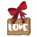 board, day, holiday, love, sign, valentine, wedding icon