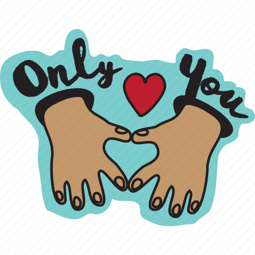 Day, hands, heart, holiday, love, sign, valentine icon - Download on Iconfinder