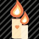 heart, love, romantic, valentine's day, valentines icon