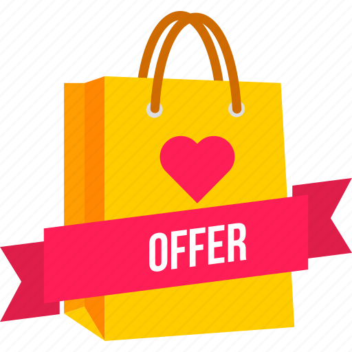 Bag, carry, cart, offer, online, sale, shopping icon - Download on Iconfinder
