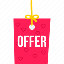 day, ecommerce, offer, online, shopping, site, valentine icon