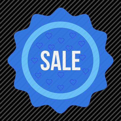 label, offer, ribbon, sale, shop, shopping, sticker icon
