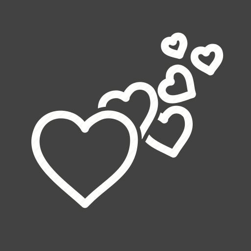 Friendship, hearts, love, valentine icon - Download on Iconfinder