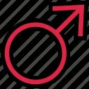 gender, male, romance, sex, sign, valentine's day